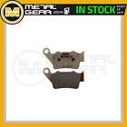 Sintered Brake Pads Rear for CCM 644 DS Dual Sport / Trail 2002 2003 2004