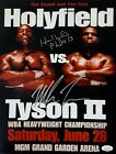 Mike Tyson Boxing Cards and Autographed Memorabilia Guide 38