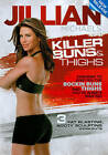 Jillian Michaels Killer Buns  Thighs DVD Jillian Michaels Andrea Ambandos