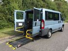 2014 14 Peugeot Boxer WAV Mobility Disabled Wheelchair Van With Ramp No VAT