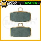 Sintered Brake Pads Front L for SHERCO 1.25 Trial 125 ST  2013 2014