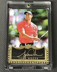 2015 UD Tiger Woods Master Collection Masterful Paintings Auto Autograph 1 1