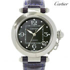 Free Shipping Pre-owned Cartier Pasha C 2002 Christmas Limited Watch W3106099