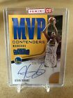 2018-19 Contenders Kevin Durant Autograph MVP Contenders Auto #120 199 NETS