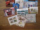 Worldwide souvenir sheets  stamps lot of 40