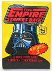 1980 Topps Star Wars: The Empire Strikes Back Series 3 Trading Cards 2