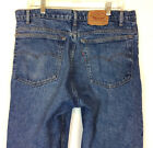 Levis 550 Made In USA 38x30 Relaxed Fit Stonewash High Waist Vtg 80s
