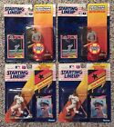 Juan Gonzalez Texas Rangers 1992 & 1994 Starting Lineup SLU Lot of Four (4)