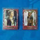 2015 Topps Star Wars Celebration Empire Strikes Back Illustrated Promo Set 22