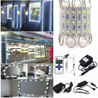 Us 10500ft 5050 Smd 3 Led Module Store Window Light Kitchen Under Cabinet Lamp