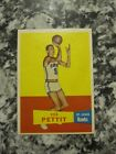Bob Pettit Rookie Cards Guide and Checklist 8