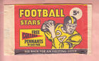 Visual Guide to Vintage Football Card Wrappers - Leaf, Bowman, Philadelphia and Fleer 36