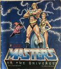 1984 Topps Masters of the Universe Trading Cards 7