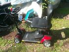 Mobility Go Go Elite Traveller 4 Wheel Electric Scooter used no warranty