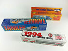1994-1995 COLLECTION OF TANKERS- LEFFLER, SUNOCO, UNOCAL- MINT IN BOX!!!