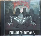 Headstone Epitaph - Power Games