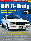 BUICK REGAL CUTLASS OLDSMOBILE PERFORMANCE MANUAL UPGRADES SHOP G-BODY HIND