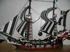 Vintage Lego Pirate Skull's Eye Schooner # 6286 Complete no box, no instructions