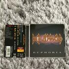 Def Leppard Euphoria Japan Edition Commentary With Obi