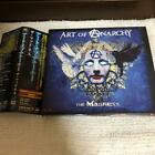 Art Of Anarchy 2 Bonus Tracks With Japanese Board Added
