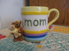 Boyds Bears Boyd's Home Mom Tea Coffee Cup Mug Bears