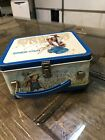 Vintage 1979 HOLLY HOBBIE Aladdin Metal Lunchbox and Thermos Complete Lunch Box