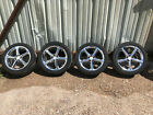 2007 2008 2009 2010 SATURN SKY SET OF CHROME WHEELS RIM 18 INCH OEM WITH TIRES