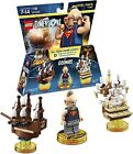 LEGO The Goonies Dimensions Level Pack 71267 Sloth Pirate Ship Organ NEW SEALED