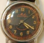 VINTAGE 1940'S MENS MIDO MULTIFORT AUTOMATIC WATCH WITH BOXES VERY GOOD