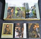 Cryptozoic Outlander Season 1 Complete Base, Chase, Box, Wrappers Trading Cards