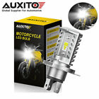 AUXITO H4 9003 HB2 LED Motorcycle Headlight Bulb Hi/Low Beam 6500K High Power D