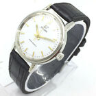 VINTAGE ENICAR WINDING STAR JEWELS 35MM SWISS MADE GENTS WRIST WATCH A3972