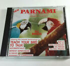 Parnami Avian Speech Instruction Disc All Breeds Parrots CD Teach Bird to Talk!