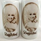 Dolly Parton Salt and Pepper Shakers Ceramic DollyWood