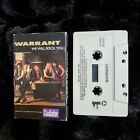 Warrant We Will Rock You - Blind Faith (Acoustic) Cassette Single 1992