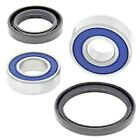 Honda FMX650 Euro 2005-2006 Front Wheel Bearings And Seals