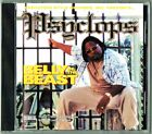 PSYCLOPS - BELLY OF THE BEAST ALBUM 14TRX RARE G-FUNK GANGSTA RAP 1999