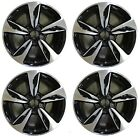 18 Honda Odyssey 2018 2019 2020 2021 OEM Wheel 64119 Gloss Black Machined Set
