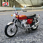 LCD MODEL AOSHIMA 112 Scale Honda DREAM CB750 FOUR Motorcycle Diecast Model Toy