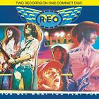 Live You Get What You Play For REO Speedwagon Audio CD Any Kind Of Love