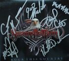 [RARE] AUTOGRAPHED - SwampDaWamp - 'Rock This Country' [CD] + COA