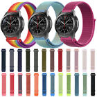 For Huami Amazfit GTS Smart Watch Band Nylon Sport Loop Replacement Wrist Strap