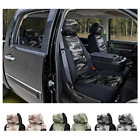 Coverking Traditional Military Camo Custom Seat Covers For Nissan Titan
