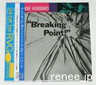REDDIE HUBBARD / Breaking Point +2 JAPAN Mini LP BLUE NOTE CD w/OBI TOCJ-9536