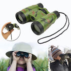 US Toys Children Binoculars Educational Telescopes shape colors Camouflage Green