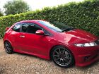 Honda Civic Type R Gt 2008 FN2 modified