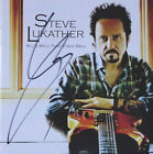 [RARE] AUTOGRAPHED - Steve Lukather (TOTO) - 'All's Well That Ends Well' [CD]