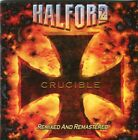 Halford ‎- Crucible - Remixed And Remastered - CD