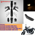 Full Bodywork Fairing Kit ABS For Kawasaki KLX250 08-19 KLX250S D-Tracker X 250
