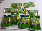 TOPPS SKYLANDERS SWAP FORCE QUBI LOT OF 4 UNOPENED PACKS AND 5 DOG TAGS